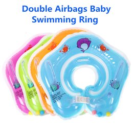 $enCountryForm.capitalKeyWord NZ - Summer Inflatable Baby Cute Swimming Rings For 0-3 Years Old Kids Bathing Circle Swimming Pool Accessories Pool Rafts Inflatable