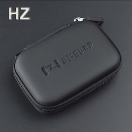 $enCountryForm.capitalKeyWord NZ - headset bag High-quality Original HZ HZSOUND In Ear Earphone Box Headphones Portable Case Headphone Accessories Headset Storage Bag