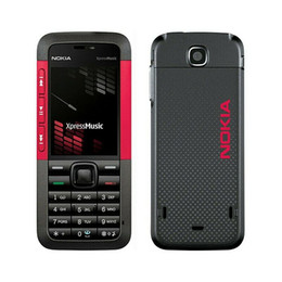 network player Canada - Original Nokia 5310 XpressMusic Bluetooth Java MP3 Player Unlocked Refurbished Mobile Phone 2G Network Support Russian Keyboard