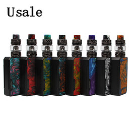 Chinese  VooPoo Drag 2 Kit with 5ml Uforce T2 Tank 177W Drag 2 MOD New GENE.FIT Chip Innovative FIT Mode U2 N3 Coils 100% Original manufacturers