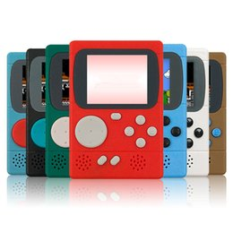 Inch lcd controller online shopping - 198 Games Game Consoles inch GC36 LCD Super Mini Classic Video Game Console Retro Controllers Christmas Guide Gift