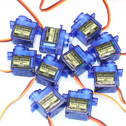$enCountryForm.capitalKeyWord Australia - 10pcs lot Lofty Ambition Sg90 9g Mini Micro Servo For Rc For Rc 250 450 Helicopter Airplane Car Drop Free Shippping J190722