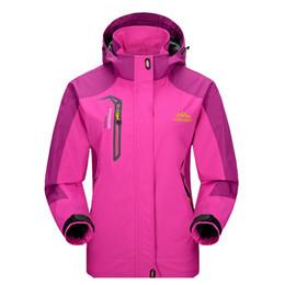Wholesale women sport outerwear clothes for sale – winter Spring Women s Jackets Waterproof Coats Women Windbreaker Female Casual Coat Women Clothing Sport wear Outerwear New