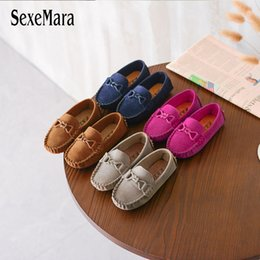 Baby Girl Summer Canvas Shoes Australia - Children Canvas Shoes Spring Summer Breathable Slip on Casual Kids Sneakers Boys Girls Baby Toddler Infant Flats 4 Colors B02215
