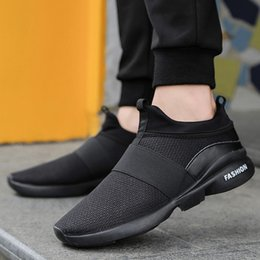 $enCountryForm.capitalKeyWord Australia - 2019 Fashion Spring Summer Autumn New models men shoes comfortable youth casual shoes For Male soft mesh design lazy shoes Top Designers D1