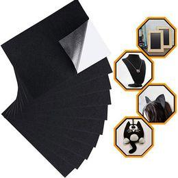 $enCountryForm.capitalKeyWord UK - Adhesive Flannelette Stickers Self-adhesive Flocking Cloth Sticker DIY Counter Cloth Display Pad Cloth Craft Jewelry Box Lining DBC VT0364