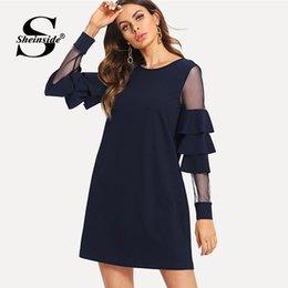5118d92727 Mesh Insert Dresses Online Shopping | Mesh Insert Dresses for Sale