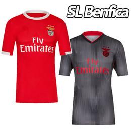 2019-2020 casa e fuori SL Benfica Félix divise da calcio Rafa Silva Seferovic Pizzi Jona snorth maglia portoghese soccer jersey in Offerta
