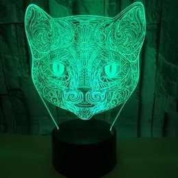 $enCountryForm.capitalKeyWord Australia - Trade New Pattern Elvis Presley 3d Lamp Led Touch Remote Control 3d Small Night-light 3d Colorful Gradual Change Color Small Desk Lamp