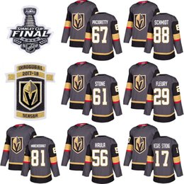 Marc brown online shopping - 2019 Vegas Golden Knights Jersey Mark Stone Max Pacioretty Marc Andre Fleury Erik Haula Hockey Men Women Youth Stanley Cup Finals
