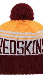 custom knitted beanies NZ - 2019 Unisex Autumn Winter hat Sport Knit Hat Custom Knitted Cap Sideline Cold Weather Knit hat Warm REDSKINGs Beanie REDSKING Skull Cap 03