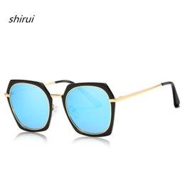 $enCountryForm.capitalKeyWord Australia - Brand Design Polarized Sunglasses Women Men Driver Shades Male Vintage Sun Glasses For Men Spuare Mirror Summer UV400 Oculos