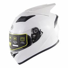 $enCountryForm.capitalKeyWord NZ - SOMAN 960 ECE Moto Bike Horn Helmet Double Visors Motorbike Cycling Capacete Spoiler Racing Motorcycle Full Face Helmet