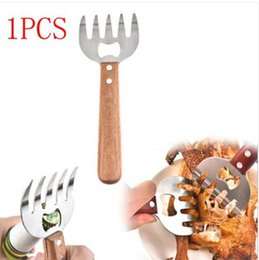 $enCountryForm.capitalKeyWord UK - 2019 Free Shipping Wholesales!!! 1 pcs BBQ Meat Handler Barbecue Meat Claw Bear Paws Pulled Pork Shredder Claws Forks