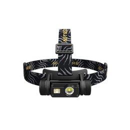 $enCountryForm.capitalKeyWord Australia - Nitecore HC65 Headlamp 1000LM Triple Output Ourdoor Headlight Waterproof Flashlight included 1pc 3400mah 18650 Battery