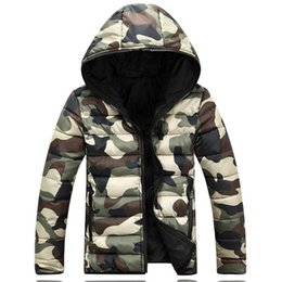 $enCountryForm.capitalKeyWord Australia - Fashion-Wholesale- New Men's Jacket Spring And Autumn Warm Camouflage Jacket Men Overcoat Men's College Coat Jacket Men Casual Jackets