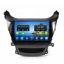 $enCountryForm.capitalKeyWord Australia - Android 4G LTE Built-in Wifi Microphone car GPS Navitel Radio AM FM,mp3 mp4 MUSIC player for Hyundai Elantra 2014 9inch