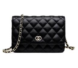 $enCountryForm.capitalKeyWord Australia - Hot Sale Fashion Vintage Handbags Women bags Designer Handbags Wallets for Women Leather Chain Bag Crossbody and Shoulder Bags 19CM