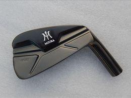 $enCountryForm.capitalKeyWord NZ - Brand New 2018 MiURA MG MC-501 Forged Iron Set Black MiURA Golf Forged Irons Golf Clubs 4-9P Steel Shaft With Head Cover