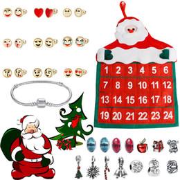 $enCountryForm.capitalKeyWord Australia - Jewelry Advent Calendar 2019 24 Day with Bracelet Countdown Desktop Calendar Christmas Gift