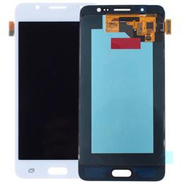 Samsung Galaxy Lcd Screen Australia - For Samsung Galaxy J5 2016 J510 LCD Display Touch Screen J510FN J510F J510M J510H  DS Screen repair part whosesale