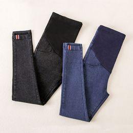 Denim Jeans Calças de Maternidade Para Mulheres Grávidas Roupas de Enfermagem Leggings Gravidez Calças Gravidas Jeans Roupas de Maternidade venda por atacado