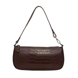 Hand Bags Types Australia - Fashion Trend Female 2019 Korean Edition Simple Baitao Restoration Port Style Crocodile New Type One Shoulder Bag I Slant Hand Over Bag
