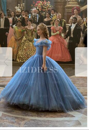 $enCountryForm.capitalKeyWord Australia - Ball Gown Off-the-shoulder Sweep Brush Train Tulle Prom Dress68