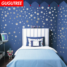 round glasses korean style Australia - Decorate Home round cartoon art wall sticker decoration Decals mural painting Removable Decor Wallpaper G-2309