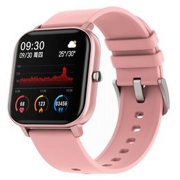 Neue Fitness-Tracker Smart-Band IP67 wasserdichte Bluetooth Armband Herzfrequenzmesser-Armband-Blutdruck-Smartwatch für Android und iOS im Angebot