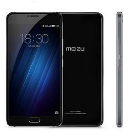 "Discount 16gb 2gb phone octa core - Wholesale Original Meizu U20 2G 16 32G Mobile Phone MTK Helio P10 Octa Core Cellular Fingerprint ID 1920x1080p 5.5"""