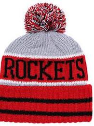 $enCountryForm.capitalKeyWord NZ - 2019 Unisex Autumn Winter hat Sport Knit Hat Custom Knitted Cap Sideline Cold Weather Knit hat Soft Houston Beanie HOU Skull Cap 02