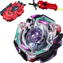 mini spin top UK - Beyblade Burst Toys B-128 B-127 Kids Boys Gift Toupie Bayblade burst Metal Fusion God Spinning Top Bey Blade Blades