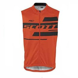 $enCountryForm.capitalKeyWord NZ - 2019 SCOTT pro team Cycling jersey Sleeveless tops Men Summer Style Breathable Bike Vest Cycling Clothing maillot ciclismo hombre 3213a