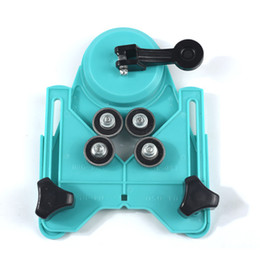 saw types NZ - Drill Bit Use Adjustable Positioner Durable Professional Easy Operation Hole Saw Locator For Tile Glass Anti-rust Suction Type