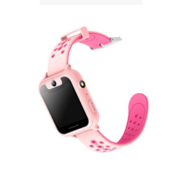 Discount game phones inch - S6 Phone Watch GPRS Location Game SOS Camera HD 1.44 inch Screen For Kids