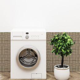 $enCountryForm.capitalKeyWord Australia - 3D Stereo Simulation Brick Wall Sticker DIY Living Room Bathroom Bedroom Kitchen Tile Decor Self-adhesive Wallpaper Poster Art Wall Decals
