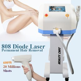 $enCountryForm.capitalKeyWord Australia - 808nm diode machine laser permanent hair removal smooth leg hair removal face back bikini hair removal beauty equipment