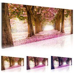 $enCountryForm.capitalKeyWord Australia - Cherry Blossoms Road Pictures Diamond Painting Rhinestone 5D DIY Diamond Embroidery,Cross Stitch,Diamond Mosaic Sale,wall Decor