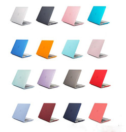 $enCountryForm.capitalKeyWord Australia - Case for MacBook 11 12 13 inch case Matte Hard Front Back Full Body laptop Case Shell Cover A1369 A1466 A1708 A1278 A1465