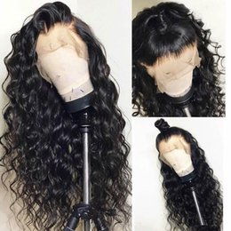 straight full lace wig silk base NZ - Silk Base Wigs Natural Scalp 5*4.5'' Silk Top Full Lace Wigs 130% Density Silky Straight Human Hair Baby Hair Around Hand