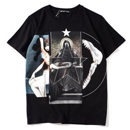 $enCountryForm.capitalKeyWord Australia - 18ss Mens Designer t shirts star print hip hop tshirts casual brand tee shirts men clothe streetwear