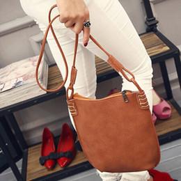 $enCountryForm.capitalKeyWord Australia - Women's Soft Leather Handbag High Quality Women Shoulder Bag Bucket Bag Fashion Women's Handbags