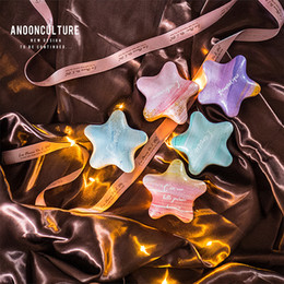Party Present Box Australia - Star Shape Iron Candy Box Wedding Favors Party Gift Creative Ma Caron Color Hand Present Sweet Boxes 3 6flD1