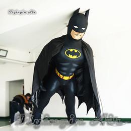 $enCountryForm.capitalKeyWord NZ - Customized Parade Performance Inflatable Cartoon Model Batman 3m 5m Large Super Hero Blow Up Batman For Comic-con And Event Show