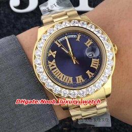 $enCountryForm.capitalKeyWord Australia - 10 style luxury watch 40mm 228235 228238 Automatic watch Box papers 18K gold bracelet diamond watch luxury mens watches watches wristwatch