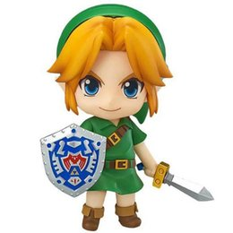 $enCountryForm.capitalKeyWord UK - Smile Nendoroid The Legend Of Zelda Link majora Mask 3D Figure Anime Giapponese Figures One Piece Action Infanzia edizione