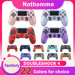ps4 game consoles Australia - PS4 Consoles Wireless Bluetooth Controller consoles de jeux vidéo for Sony Play Station 4 ps4 games controlador PS4 Consoles game console