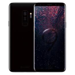 $enCountryForm.capitalKeyWord Canada - ERQIYU Goophone S9+ plus 6.1inch full edge screen Octa Core MTK6592 Smartphones shown 4G LTE 4G RAM 128GB ROM Unlocked Cell phones