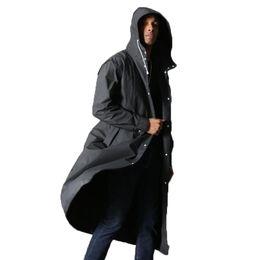 $enCountryForm.capitalKeyWord UK - Thicken Eva Adults Raincoat For Men Women Waterproof Rain Coat Outdoors Travel Camping Fishing Rainwear Suit Rain Clothes Covers Y190313